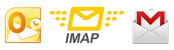How to Import Email into G Suite's Gmail from Outlook Using IMAP (including Sent Mail) featured image