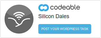 Codeable badge
