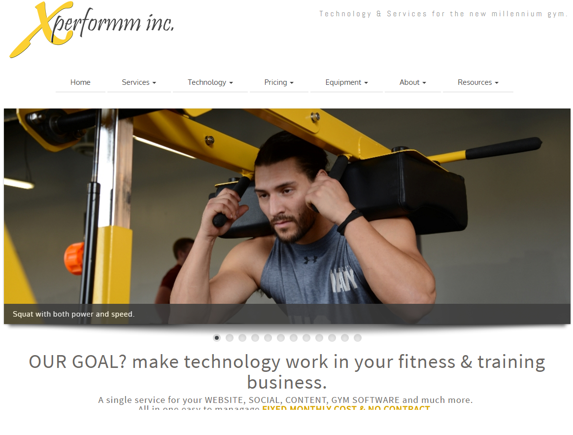 Case Study: Re-Theme, Migration & Optimization for Client of Xperformm – the Sports Consultancy Agency featured image