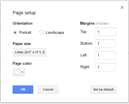 How to change margins on Google Docs featured image