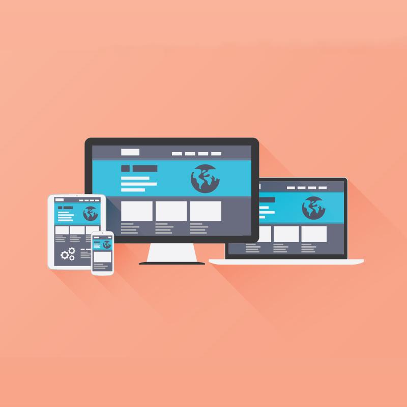 website build icons