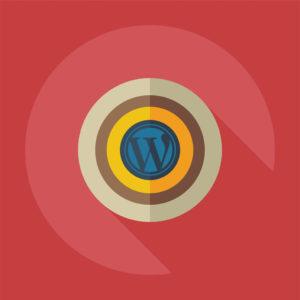 WordPress core icon