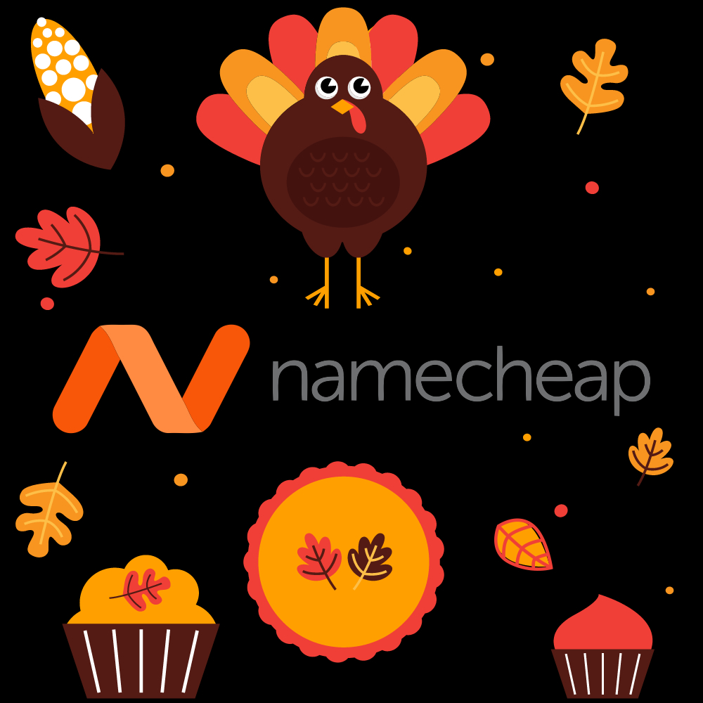 Black Friday Promotion: up to 98% off domain registration at Namecheap featured image