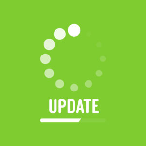 Update icon green